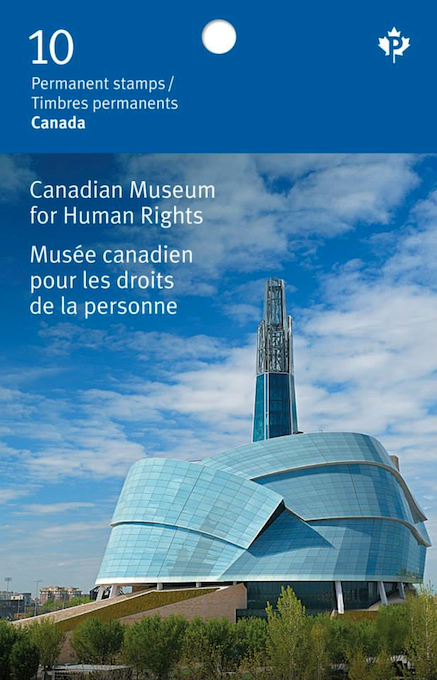 CMHR_stamp_booklet_cover