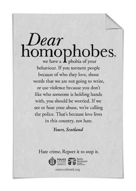 Dear-homophobes