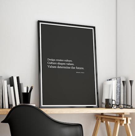 quote_as_decor